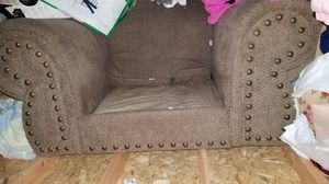 Love seat & couch chair(like new) for Sale in Bremerton, WA