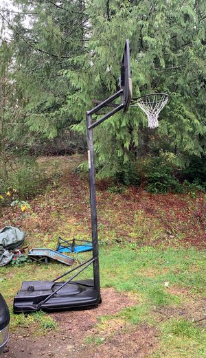 Basketball stand for Sale in Gig Harbor, WA