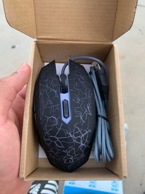 Gaming mouse brand new for Sale in Fresno, CA