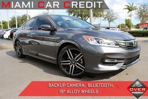 2017 Honda Accord Sedan for Sale in Miami Gardens, FL