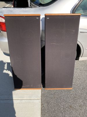 DCM TF500 speakers for Sale in Rutherford, NJ