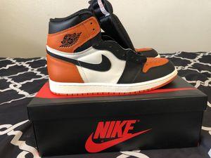 Jordan 1 SBB size 11 for Sale in Fresno, CA