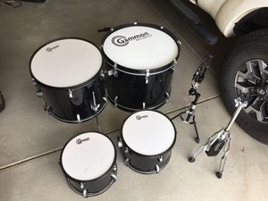 Gammon percussion drums for Sale in Aurora, CO