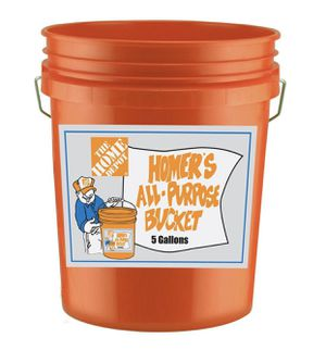 The Home Depot 5 Gal. Homer Bucket for Sale in Glendale, CA