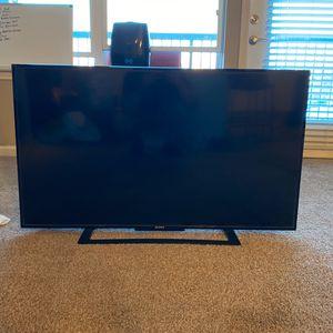 50 Inch Sony Smart TV for Sale in Denver, CO