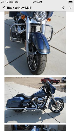 Harley's my loss your gain!!! Moving must sell. Make me an offer. for Sale in Phelan, CA