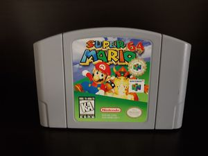 Super Mario 64 for Nintendo 64 for Sale in Stockton, CA
