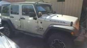 2007 jeep rubicon (clean title) for Sale in Hesperia, CA