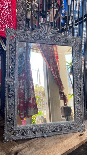 Antique cast iron mirror for Sale in Los Angeles, CA