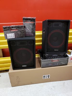 DJ EQUIPMENT for Sale in Fort Washington, MD