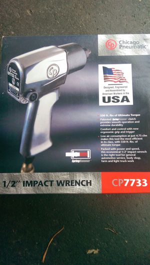 1/2 impact wrench for Sale in San Francisco, CA