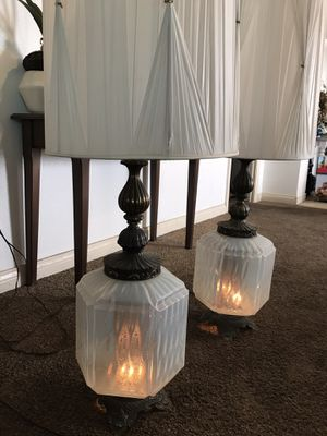 Antique /Vintage lamps for Sale in Fresno, CA