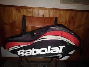 Babolat 6 racquet tennis bag for Sale in New Kensington, PA