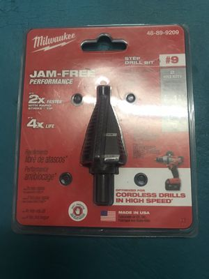 Drill Bit Jam Free for Sale in Alexandria, VA