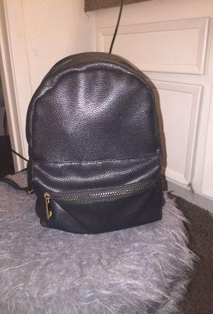 Black mini backpack for Sale in Las Vegas, NV