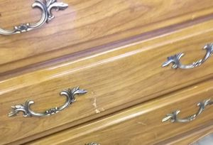 French Provencal Style Dresser, and Chest Bedroom furniture for Sale in Tampa, FL