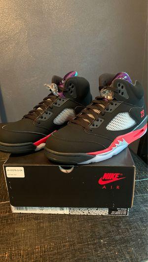 "Air Jordan 5 ""Top 3"" size 10.5 men's for Sale in Cahokia, IL"
