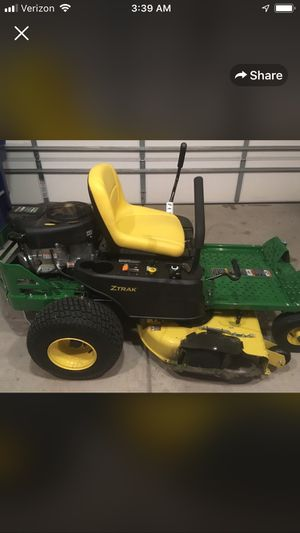 John Deere Zero turn mower for Sale in Maize, KS
