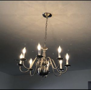 chandeliers perfect condition $25 for Sale in Cranberry Township, PA
