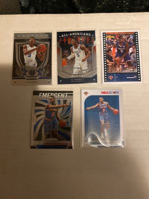RJ Barrett Rookie Card Lot!! for Sale in Saint Charles, MO