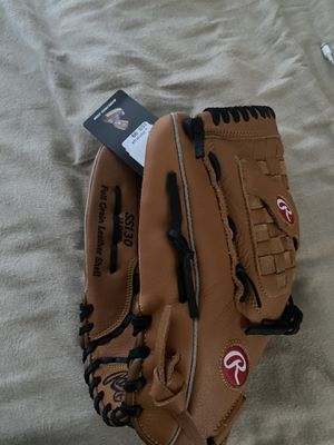Rawlings SS130 Mens Baseball Glove (NEVER USED) for Sale in Trenton, NJ