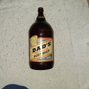 Vintage DADS Rootbeer PAPA Bottle for Sale in Bolingbrook, IL