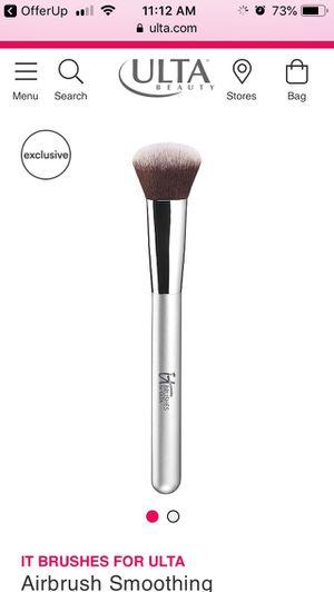Ulta 101 blurring makeup brush (new for Sale in Hawthorne, CA