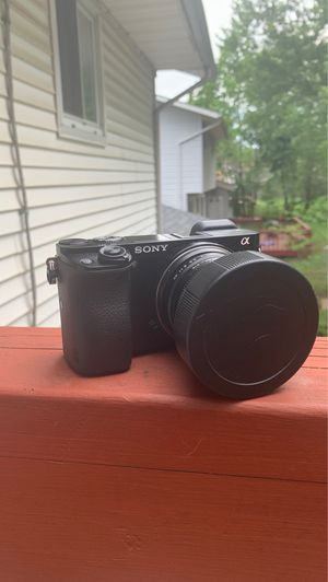Sony a6000 aspc camera for Sale in Greenbelt, MD