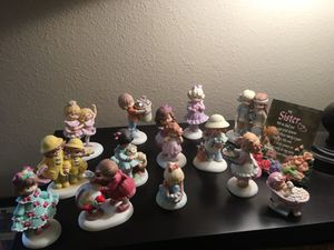 Sisters collection by Precious Moments for Sale in Austin, TX