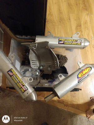 Dirt bike silencers. for Sale in Maple Valley, WA