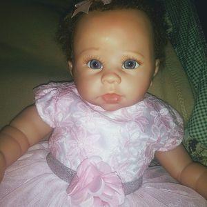 Ashton Drake Silicon Baby for Sale in Phoenix, AZ