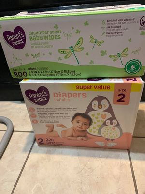 Wipes & Pampers for Sale in Phoenix, AZ