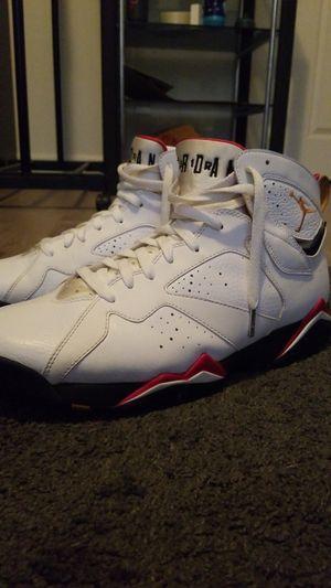 """Jordan 7 """" Cardinal"""" 2011 retro for Sale in Los Angeles, CA"""