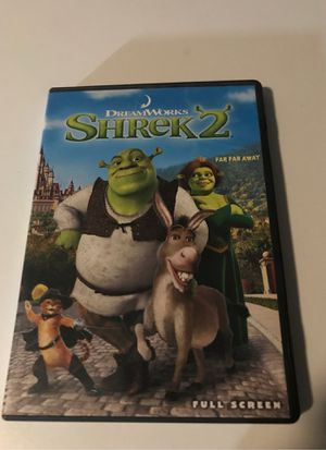 DVD- Shrek 2 for Sale in Chula Vista, CA
