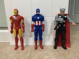 Hasbro Marvel Avengers: Action Figures for Sale in Brandon, FL