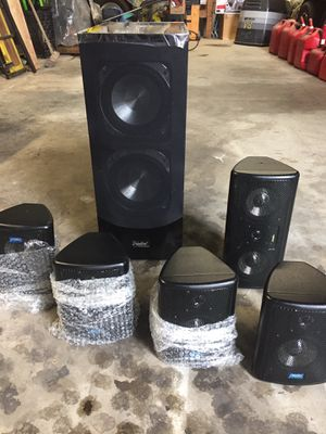Digital research music and home theater system for Sale in Corona, CA