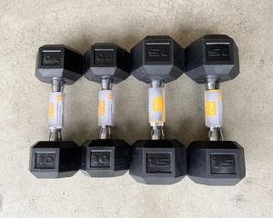 10lb & 15lb Dumbbell Sets for Sale in Claremont, CA