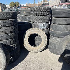 Used Tire For Trucks ,Trailer, Semitrucks, Cars And Mobile Homes for Sale in Las Vegas, NV