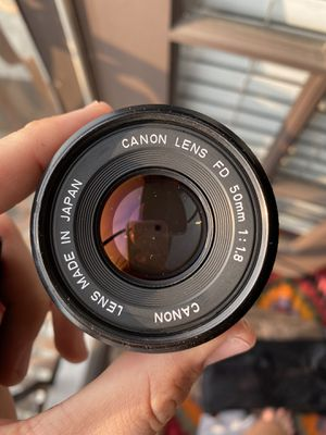 Canon 50mm f/1.8 FD Lens 1984 Olympic Games for Sale in Birmingham, MI