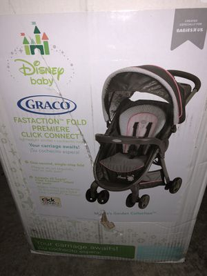 New Baby Girl travel set stroller and carrier Best offer for Sale in Severn, MD