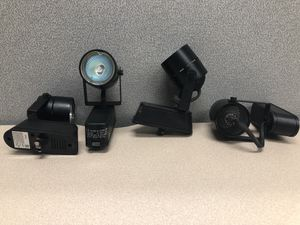 Gently used WAC HHT-809 BK 48 pieces with bulb for Sale in Atlanta, GA
