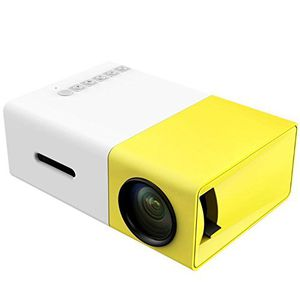 Deeplee DeepLee Mini Projector, DP300 Portable LED Projector support PC Laptop USB for Sale in Raleigh, NC