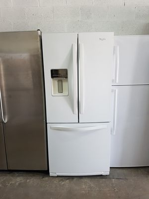 29 wide french door refrigerator for Sale in Miami, FL
