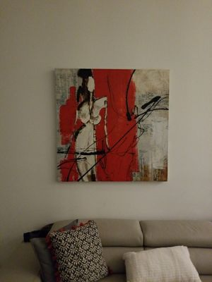 Abstract Art Painting for Sale in Miami, FL