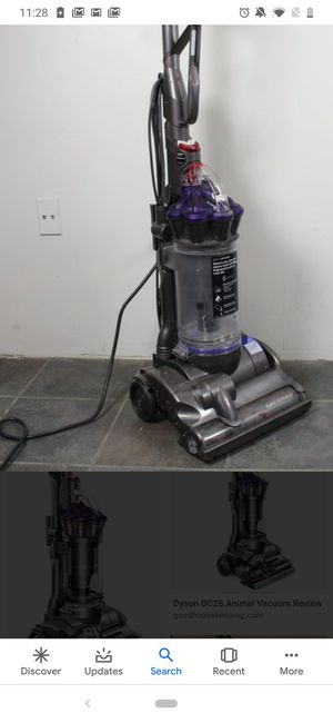 Dyson dc28 animal vacuum!! Works great no issues at all!! for Sale in Colorado Springs, CO