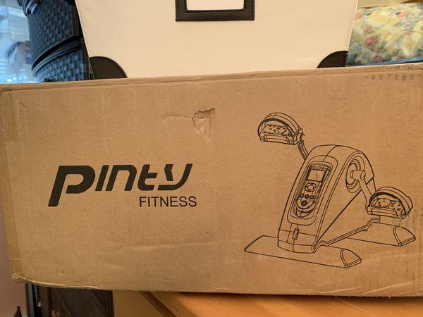 Pinty Electric peddler Exersizer New