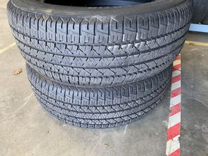 2 Firestone 235/60/17 Tires. Excellent Shape!! for Sale in Duluth, GA