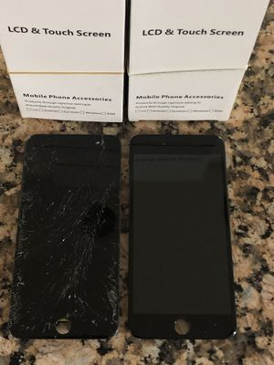 Iphone screens!! Repairs available as well! Cheapest around! for Sale in Silver Spring, MD