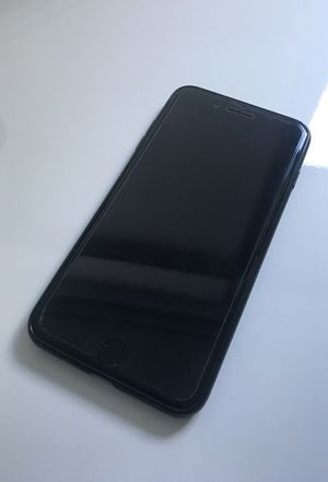 iPhone 7 Plus Black (256GB) unlocked (<1 year, like new) for Sale in San Francisco, CA