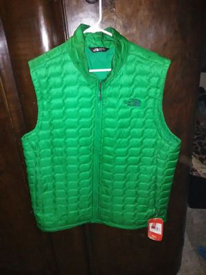 North face vest for Sale in Cornelius, OR